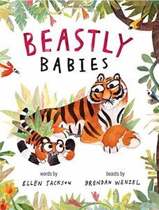 Beastly Babies (Hardcover)  - To Be Autographed 6/23