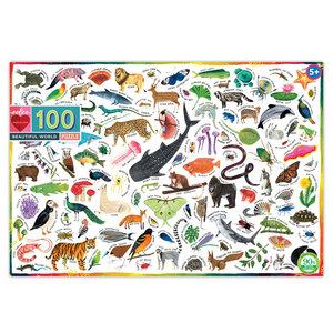 Beautiful World 100-piece Puzzle