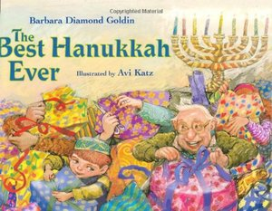 The Best Hanukkah Ever - Autographed