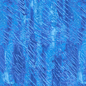 Blue Brushstroke Fabric