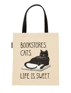 Bookstore Cats Tote