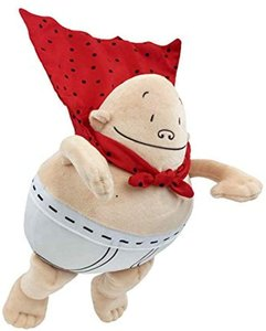Captain Underpants Doll