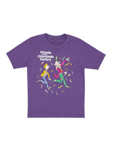 Charlie & The Chocolate Factory Youth T-Shirt