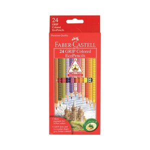 Ecogrip Colored Pencils (24 count)