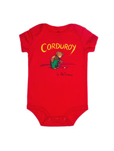 Corduroy Bodysuit