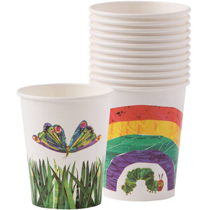 Caterpillar Paper Cups