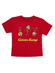 Curious George Youth T-Shirt
