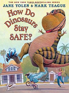 How Do Dinosaurs Stay Safe? - Autographed