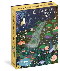 Everything is Made of Magic 1000 Piece Puzzle