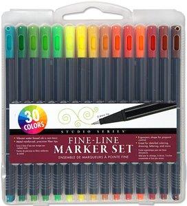 Fine Line Marker Set