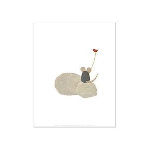 Leo Lionni Print - Frederick & Flower