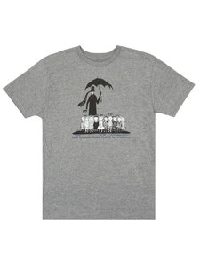 Gashlycrumb Tinies Adult T-Shirt