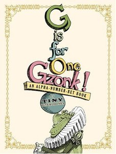 G is for One Gzonk - Autographed