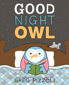 Good Night Owl - Autographed Hardcover