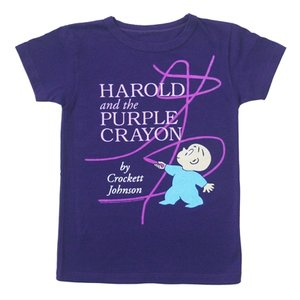 Harold & The Purple Crayon Youth T-Shirt