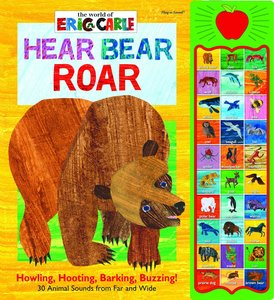 Hear Bear Roar Soundbook