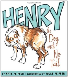 Henry The Dog With No Tail - Autographed