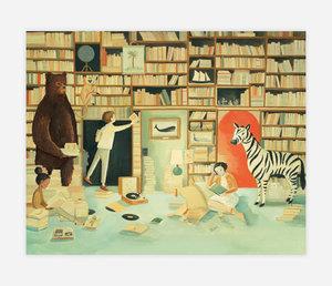 Emily Winfield Martin Print - Imaginaries Library