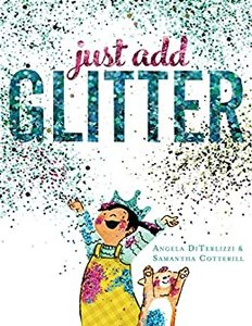 Just Add Glitter - Autographed