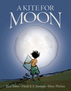 Kite for Moon-Autographed