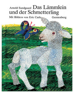 Lamb & the Butterfly (Hardcover)-GERMAN