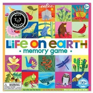 Life on Earth Memory Game