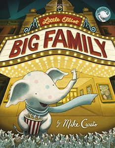 Little Elliot Big Family - Autographed