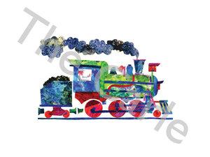 Train Limited Edition Print