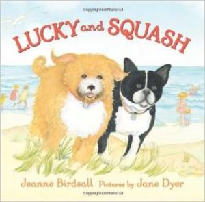 Lucky and Squash - Autographed Hardcover
