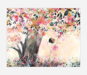 "Print-Luyken Tree in Me 8"" x 10"""