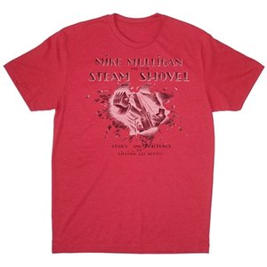 Mike Mulligan Adult T-Shirt