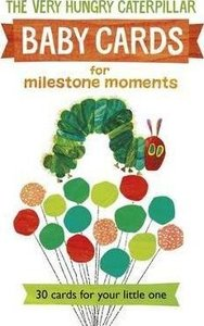 Very Hungry Caterpillar Baby Milestone Cards