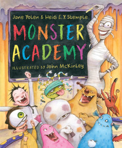 Monster Academy - Autographed
