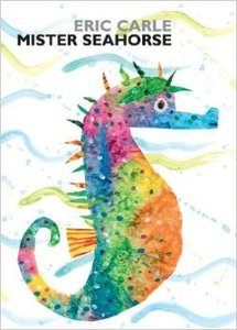 Mister Seahorse Poster