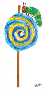 Lollipop Canvas Wall Art
