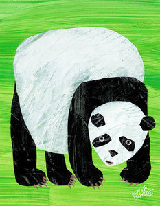Panda Canvas Wall Art