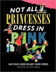 Not All Princesses Dress in Pink - Autographed
