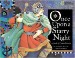 Once Upon a Starry Night: Book of Constellations