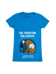 The Phantom Tollbooth Ladies T-Shirt