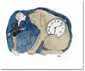 Phantom Tollbooth Print