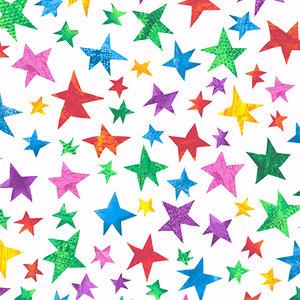 Stars Fabric