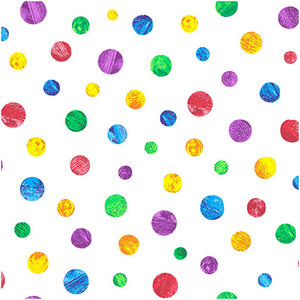 Polka Dots Fabric