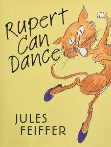 Rupert Can Dance - Autographed
