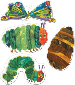 Very Hungry Caterpillar Cut-Out Decorations