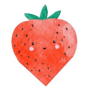 Strawberry Fields Napkin