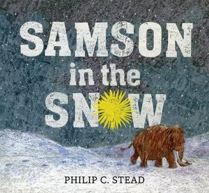 Samson in the Snow - Autographed