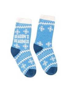 Season's Readings Cozy Socks