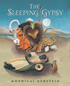 Sleeping Gypsy - Autographed