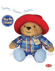 Sleepy Time Paddington Plush
