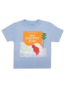 The Snowy Day Youth T-Shirt